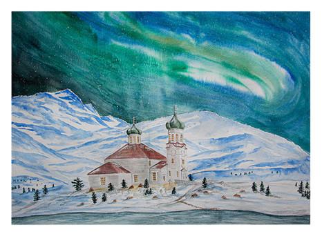 Unalaska Winter