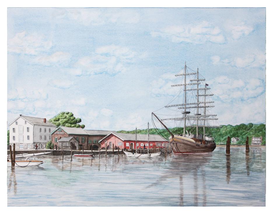 Mystic Harbor