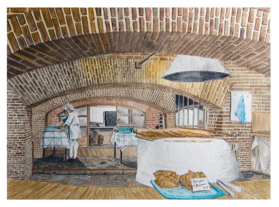 Karavanserai Bakery