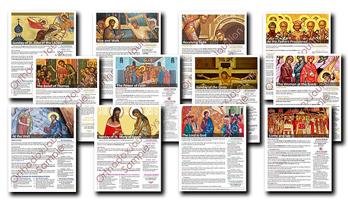 Lent and Pentecostarion Curriculum