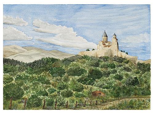 Gremi Monastery