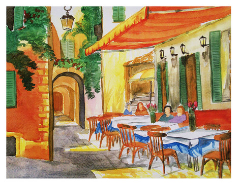 Provence Café