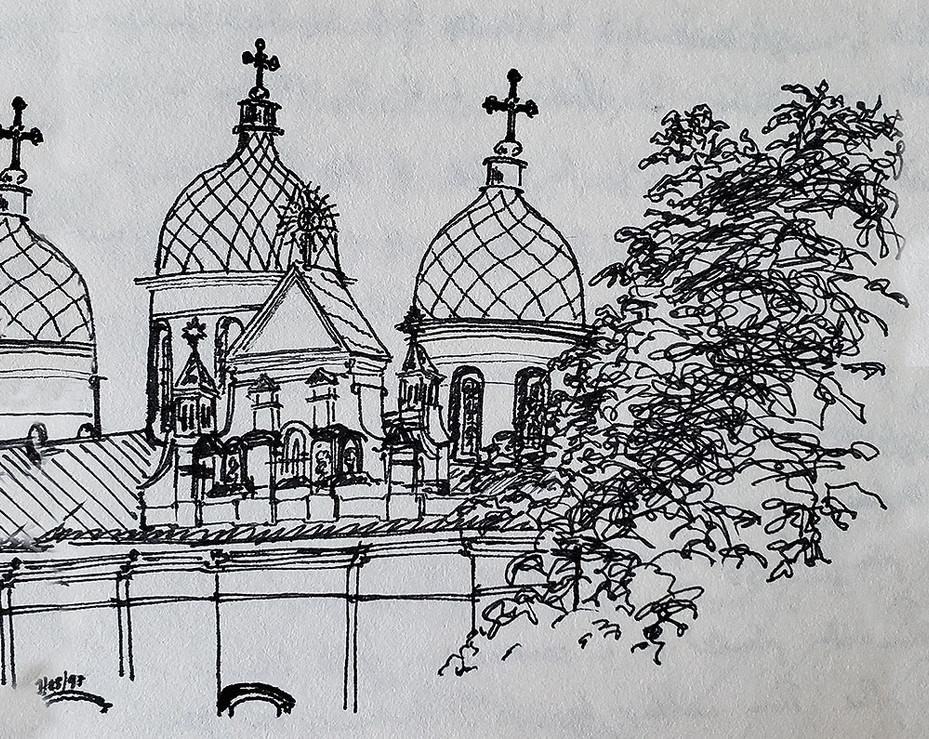 Florovsky Monastery