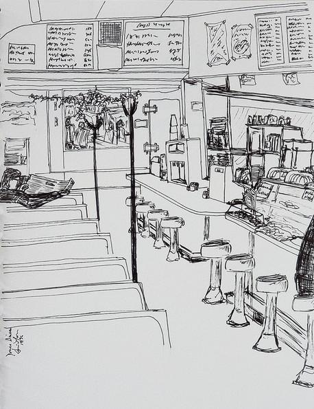 Great Jones Diner