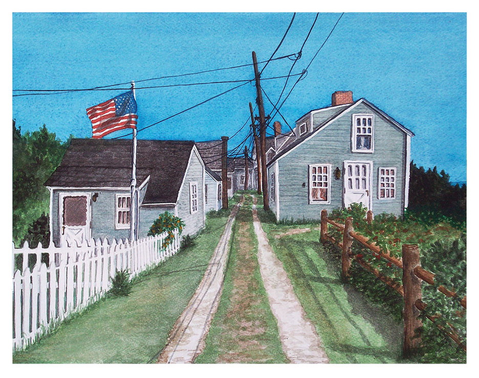 Nantucket Path