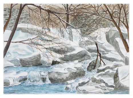 Winters Falls