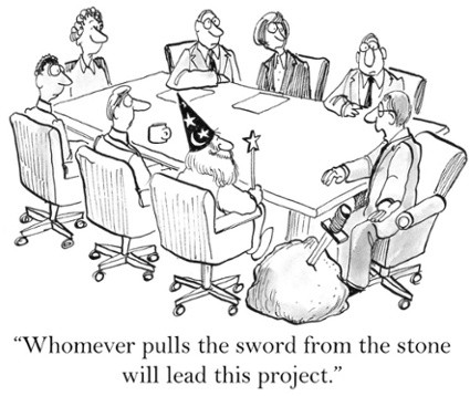 Project Management...Who's in Charge?