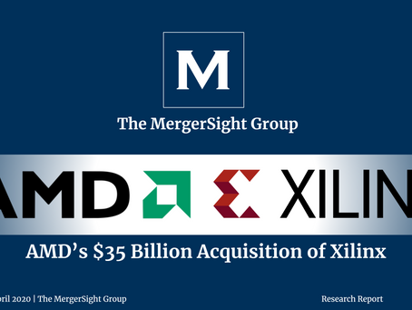 AMD's $35bn Acquisition of Xilinx