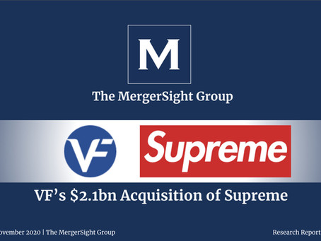 VF's $2.1bn Acquisition of Supreme