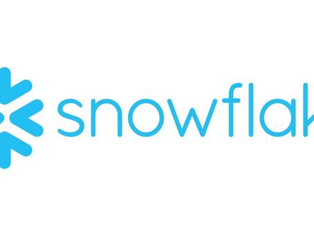 Snowflake's IPO