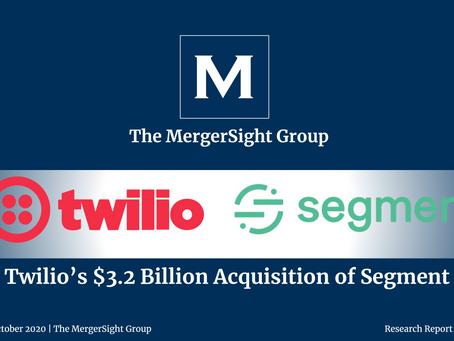 Twilio's $3.2bn Acquisition of Segment