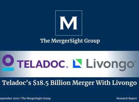 Teladoc Health and Livongo Merger