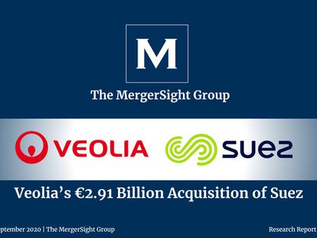 Veolia's €2.91 Billion Acquisition of Suez