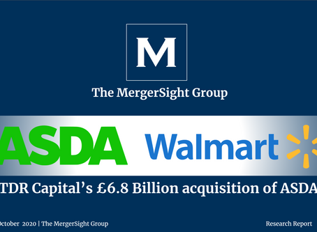TDR Capital's £6.8bn acquisition of ASDA