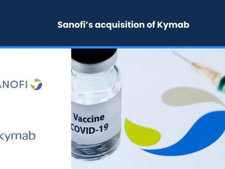 Sanofi's Acquisition of Kymab