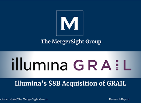 Illumina's $8bn Acquisition of GRAIL