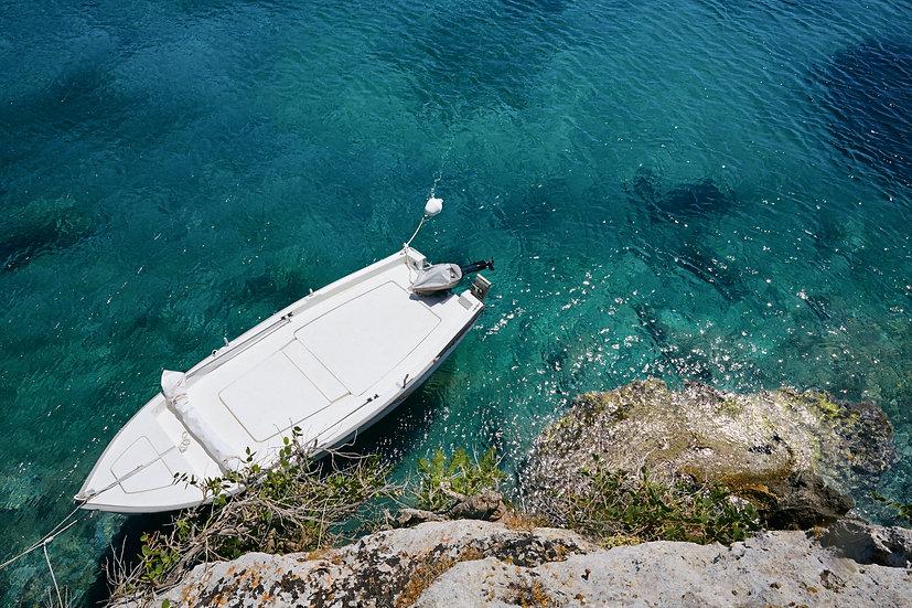 Avlemonas Boat