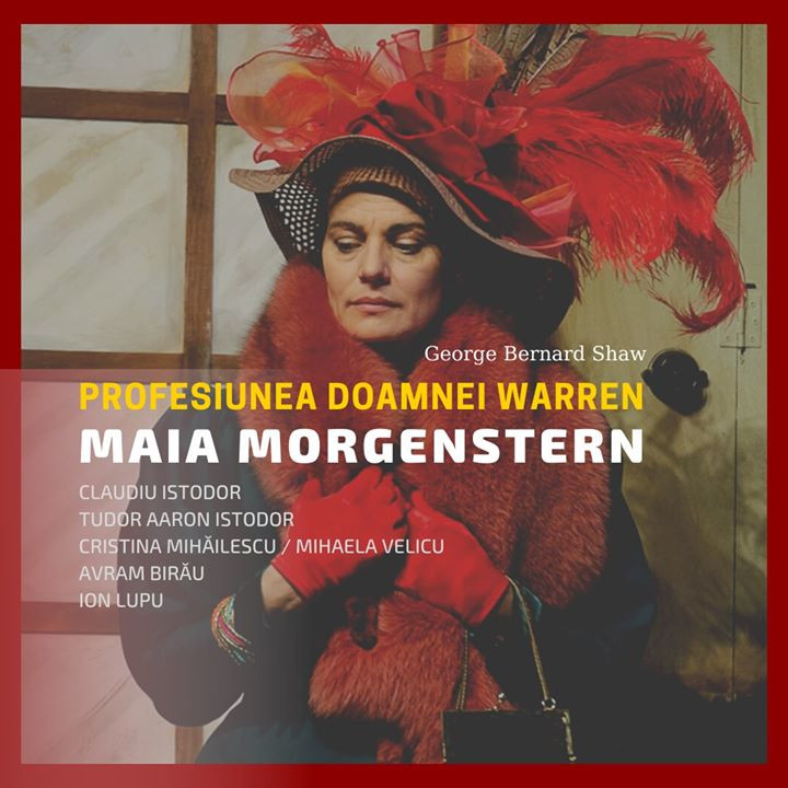 Profesiunea Doamnei Warren • Târgu Mureș