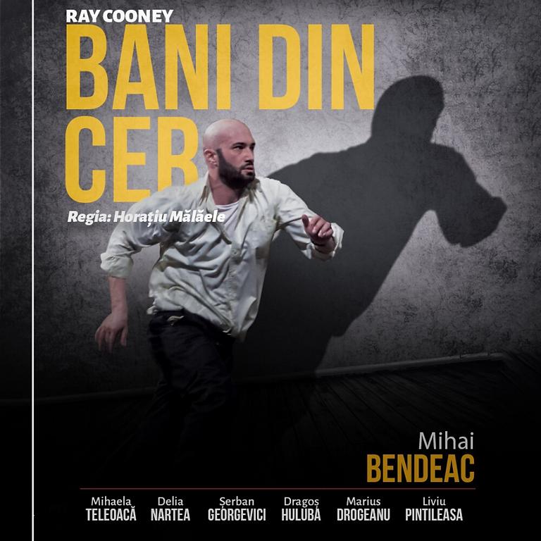 2x Bani din cer // Mihai Bendeac - Mihaela Teleoacă