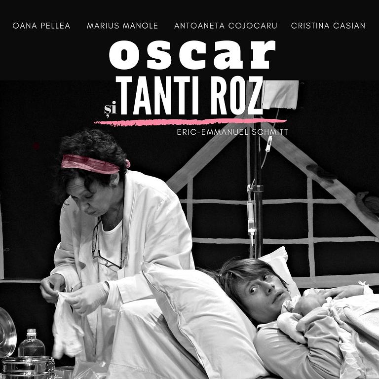 2x Oscar și Tanti Roz // Oana Pellea - Marius Manole