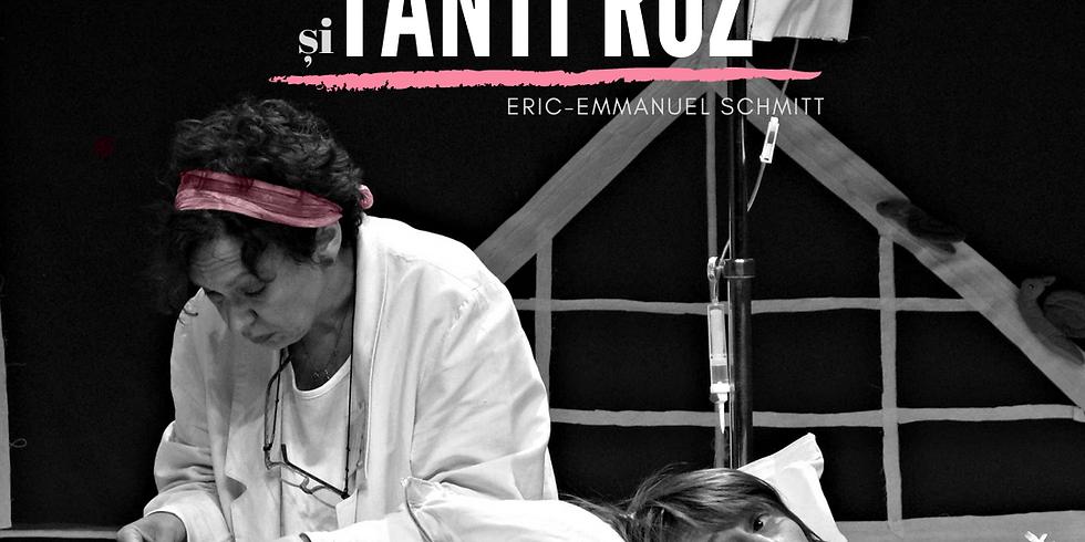 Oscar și Tanti Roz // Oana Pellea - Marius Manole