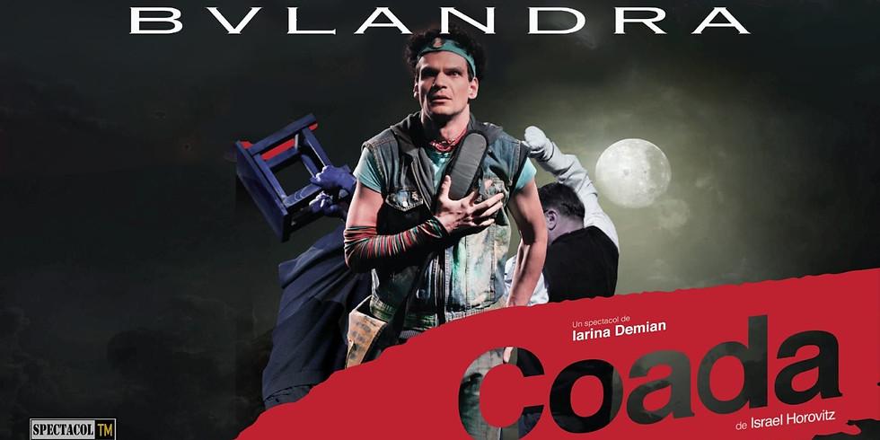 Coada // Tudor Chirilă - premieră în Timișoara