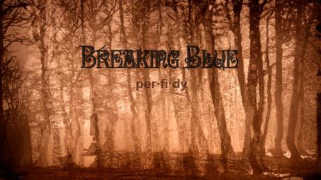 Breaking Blue Album Cover