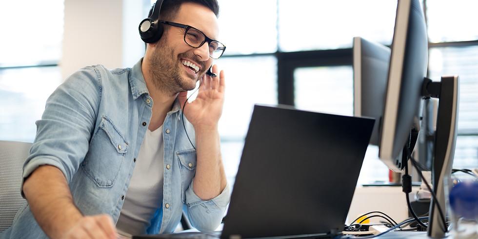 """(FREE) """"Online Webinar"""" Lion Desk Quick Start Training for Real Estate Agents (1)"""