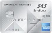 Sas Eurobonus American Express kort