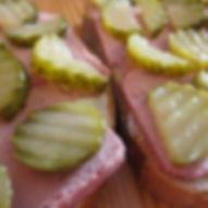 Leverpastej på smörgås