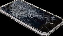 Trasig mobil för försäkringsersättning