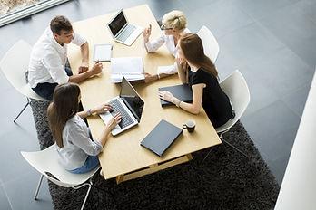 Spark. Teamwork in office.jpeg