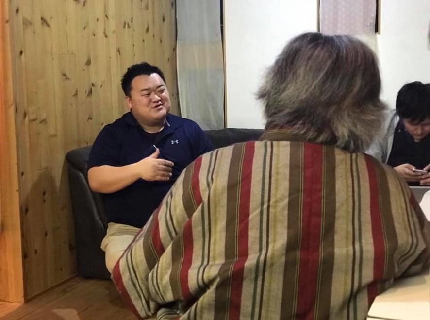 伊藤先生 会話