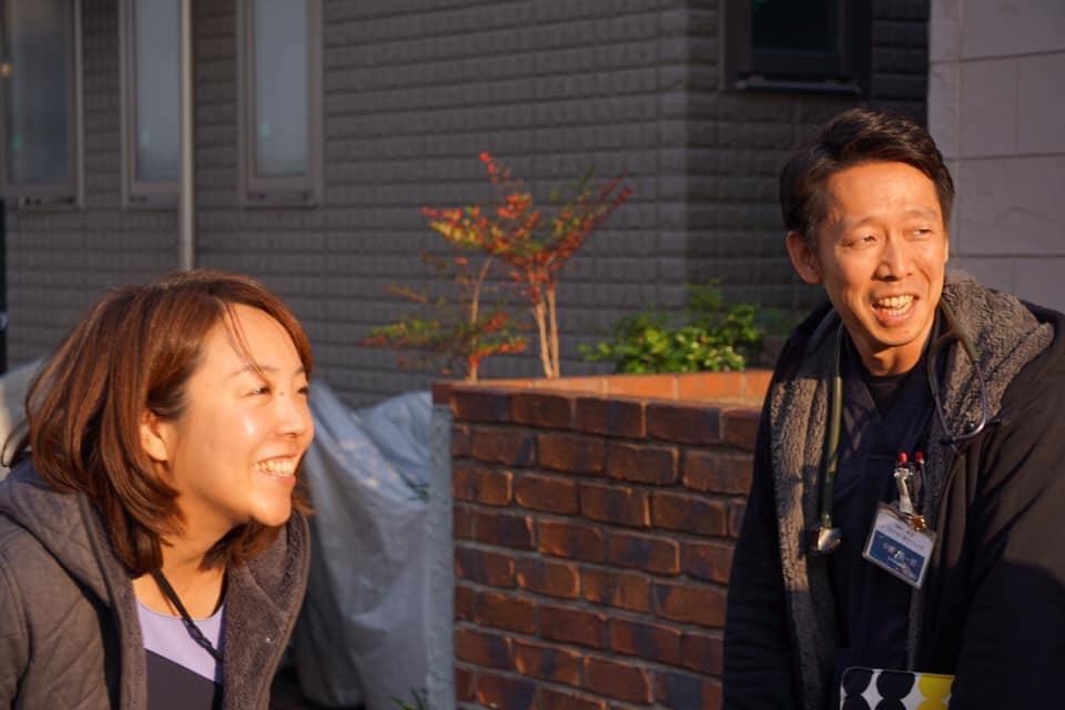 中嶋先生 笑顔
