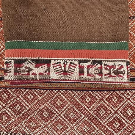 Peruvian Aguayo Textiles