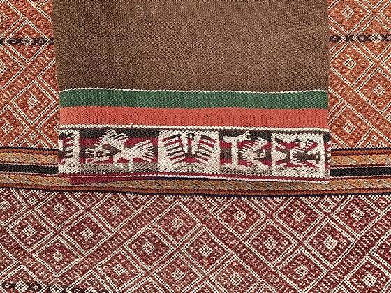 19th century Peruvian Aguayo