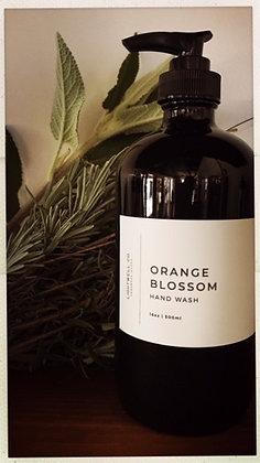 Orange Blossom Hand Wash