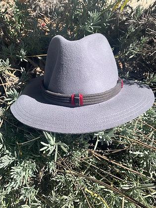 Hippie-Hi-Yay hat grey