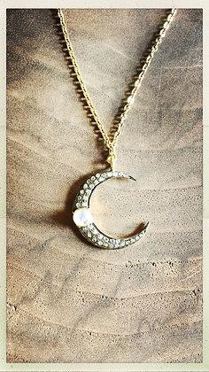 Crescent Moon Moon