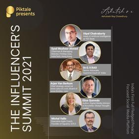 Piktale's Influencer Summit
