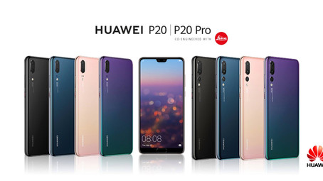 The Huawei P20 Smartphone Series came, saw and conquered