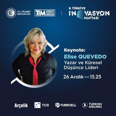 Turkey Innovation week, Istanbul