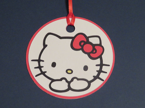 Sanrio Hello Kitty Hugs Gift Tag