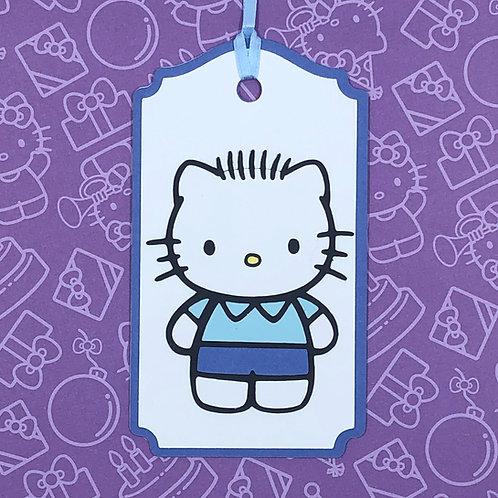 Sanrio Hello Kitty Dear Daniel Starr Gift Tag