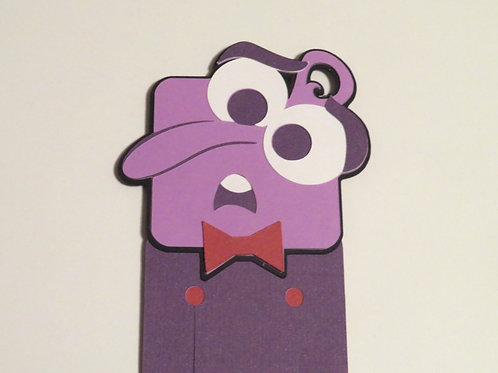 Disney/Pixar Fear from Inside Out Bookmark