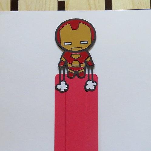 Marvel's Avengers Premium Iron Man Bookmark