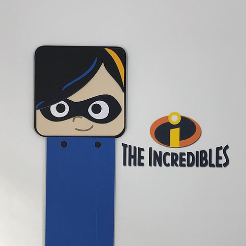 Disney's The Incredibles Violet Bookmark