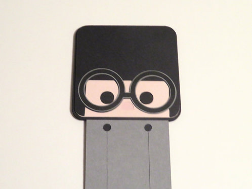 Disney/Pixar Edna from The Incredibles Bookmark