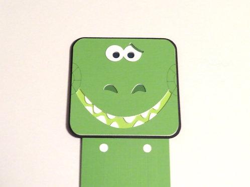 Disney/Pixar Rex from Toy Story Bookmark