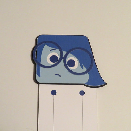 Disney/Pixar Sadness from Inside Out Bookmark